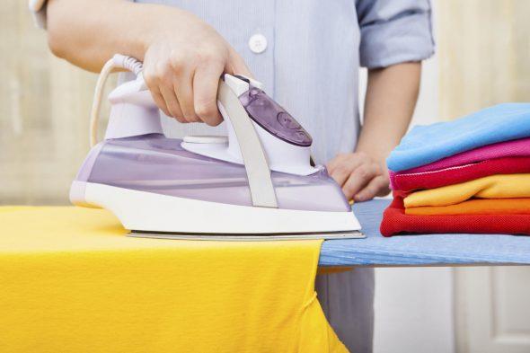 Tu cum iti calci rufele?