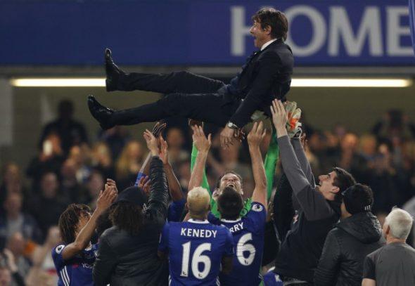 Chelsea castiga Premier League a doua oara in trei sezoane!